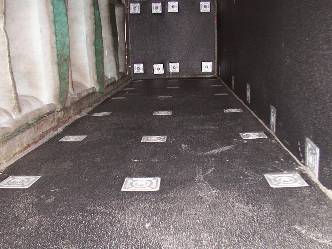 Coating Insulated Duct Closed Cell