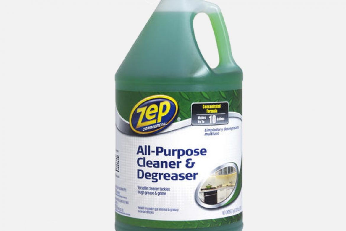1 GALLON OF  ZEP DEGREASER (4 TO A CASE)