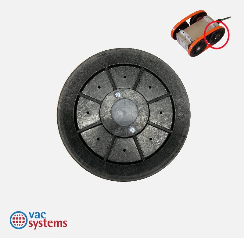 DRIVE WHEEL FOR SUPER TRAC ROBOT