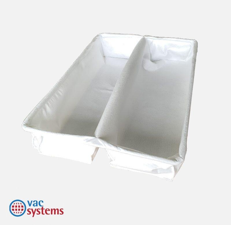 PRE-FILTER BAG FOR E-MAX, E2 VFD