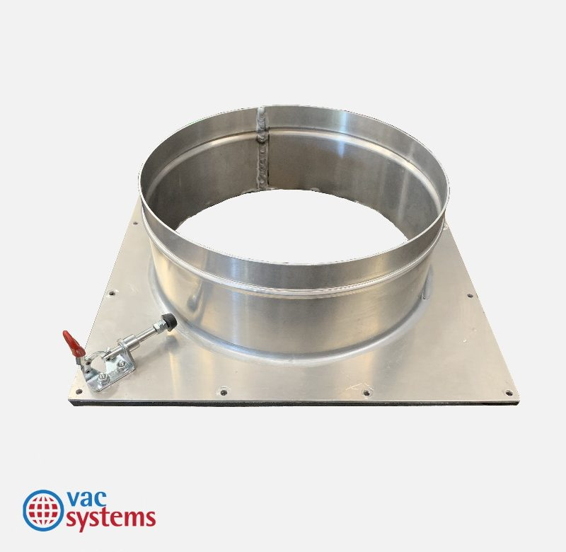 10 INCH DUCT ATTACHMENT COLLAR