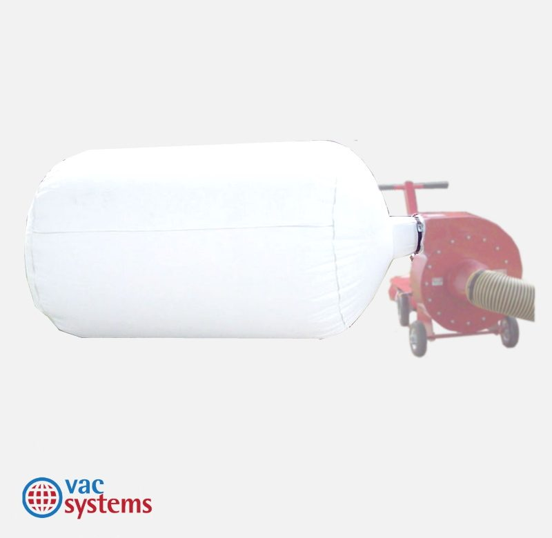 DISPOSABLE CLOTH BAG (INSULATION REMOVAL) FOR GAS POWERED COLLECTOR