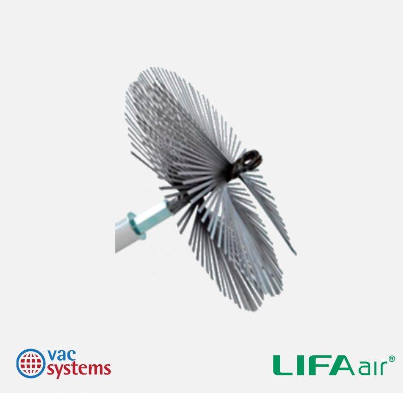 LIFA - 12.4 IN (315MM) METAL RAZOR BRUSH