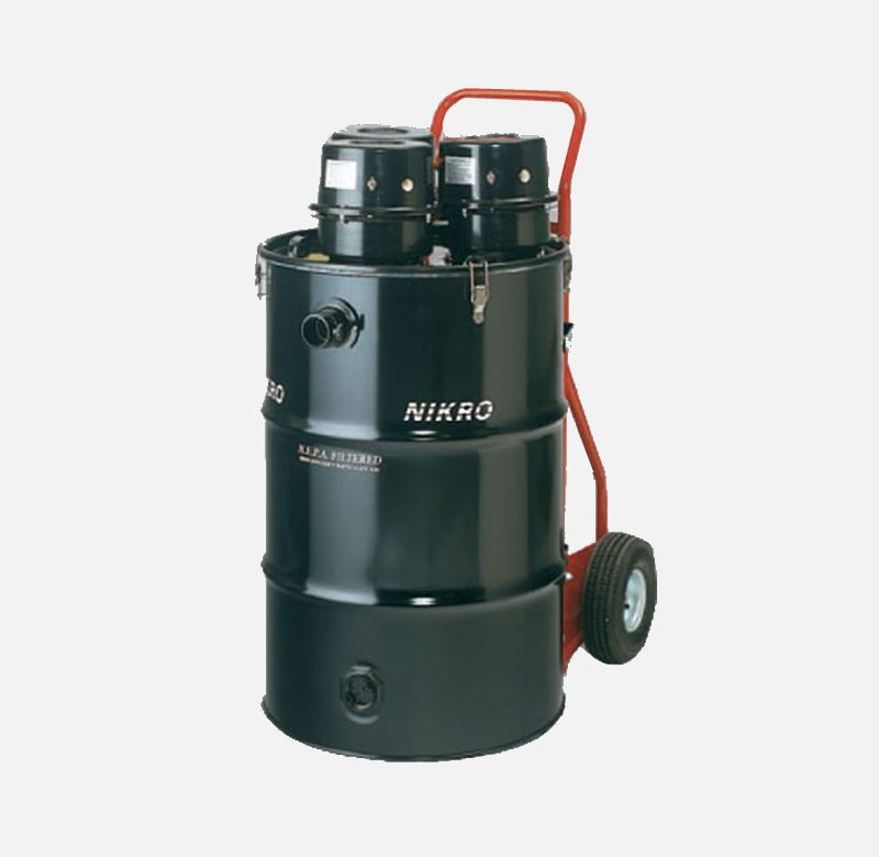 Nikro Tri-Motor HEPA Vacuum For Sale! (8-3-18)