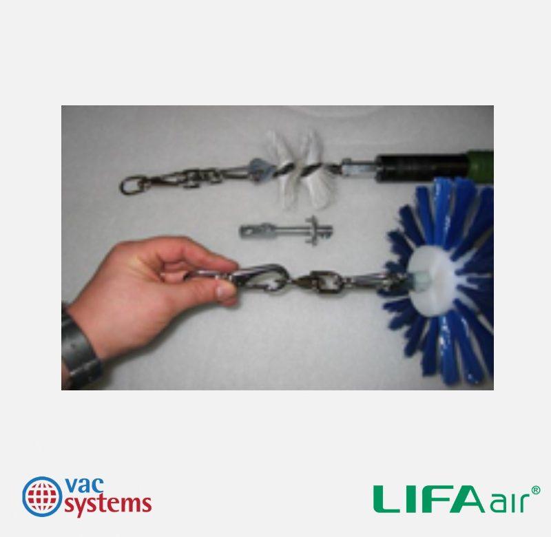 LIFA - LIFTING + 2 WAY ROTATING ADAPTER FOR LIFA BRUSHES