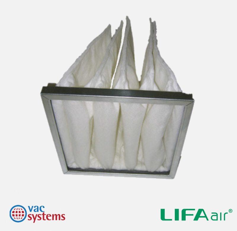 LIFA - F7 BAG FILTER, FILTRATION CLASS (EN 779)