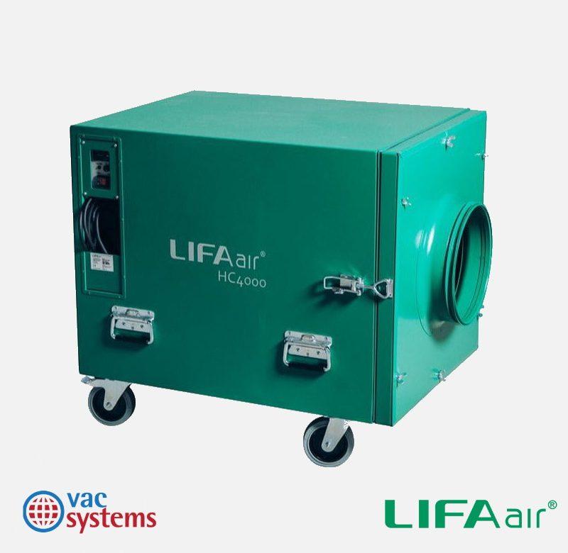 LIFA - HEPA CLEAN 4000