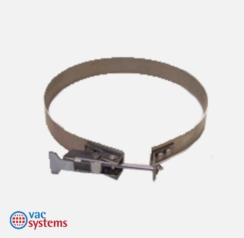 8 INCH HOSE CLAMP