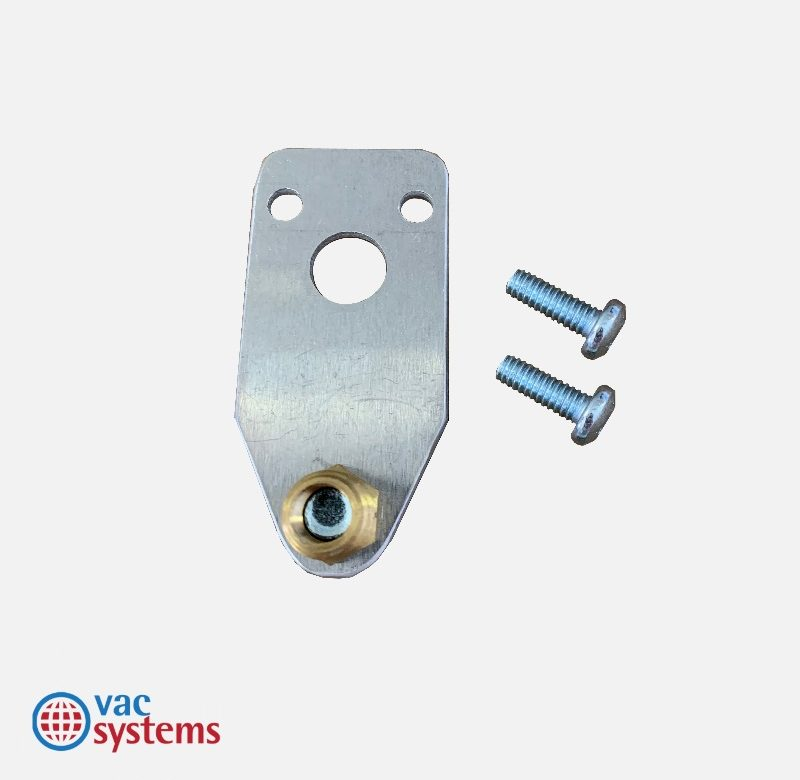 GUIDE ROD BRACKET, INCLUDING ATTACHING HARDWARE